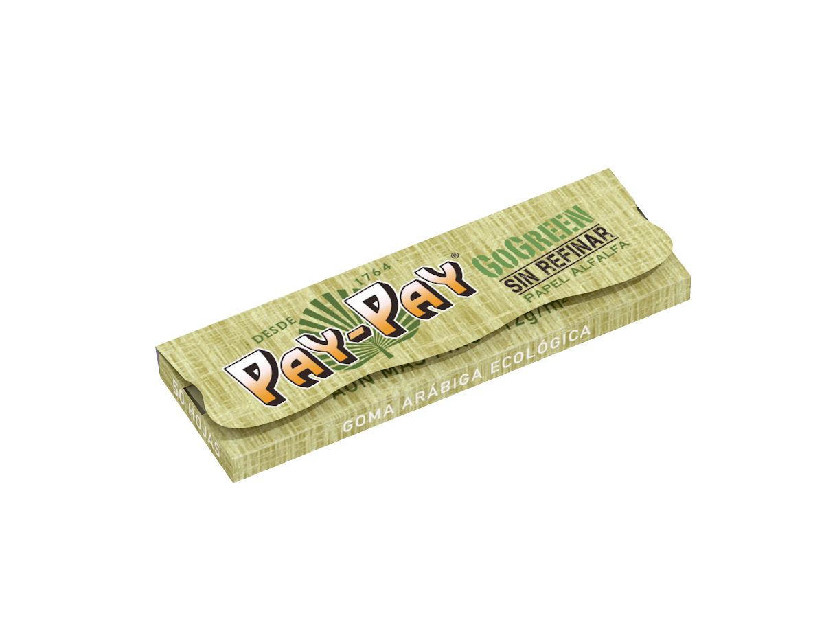 """נייר גלגול 70 מ""""מ לגלגול טבק -פיי ניירות גלגול"""