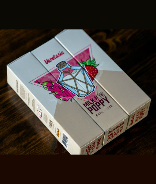 Milk of the Poppy 60ml