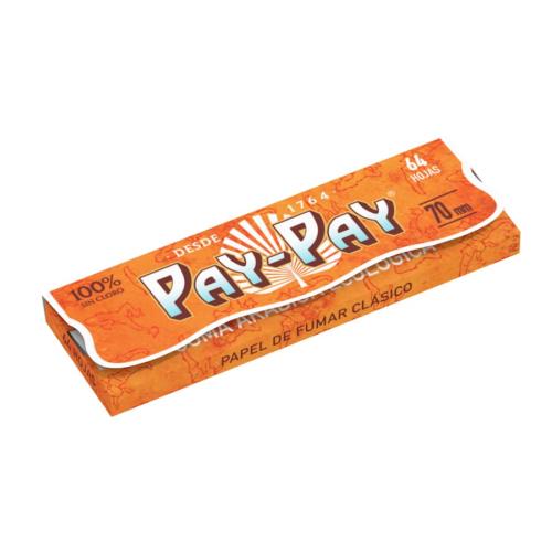 נייר גלגול 70 לגלגול טבק PAY-PAY - פיי פיי
