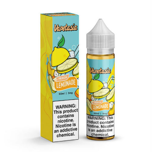 Peach Lemonade 60ml