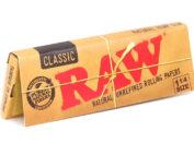 RAW נייר גלגול בינוני קלאסי